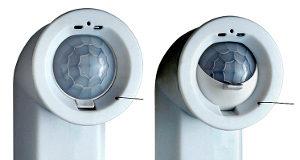 Sensor con wireless integrado para luminarias