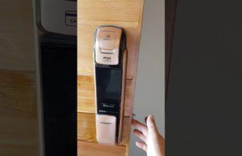 Cerradura inteligente con SoC BLE