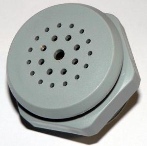 Alarmas acústicas indicadoras de movimientos