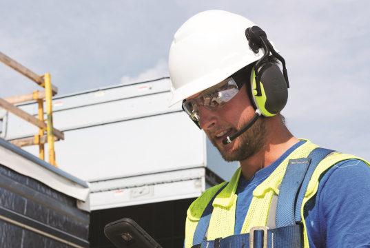 Protectores auditivos con Bluetooth