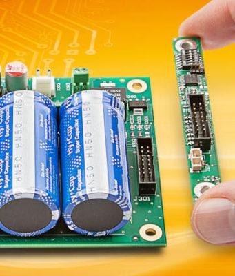 Módulo para SAIs con supercondensadores