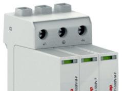 Protectores modulares multipolo