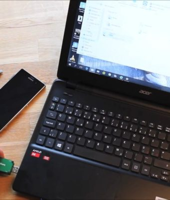 Protector para puertos USB