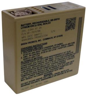 Batería estándar de Ion-Litio