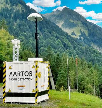 Sistema de detección de drones