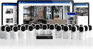 Sistema escalable de videovigilancia