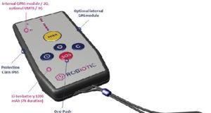 Sistemas móviles con botón de pánico para hoteles