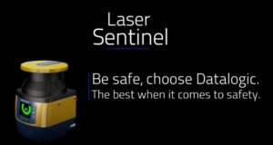 Escáneres láser de seguridad