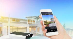 Cámara IP con alimentación solar