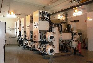 Protección mediante gases aislantes