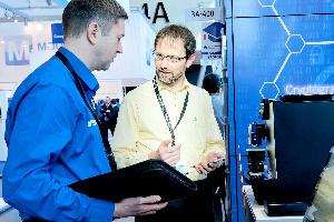 Entorno de pruebas para el monedero electrónico en el Embedded World de Núremberg