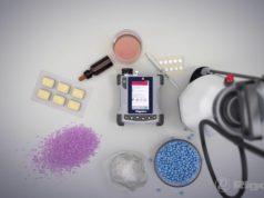 Analizador de productos químicos