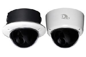 """Cámaras de sensor con H.265 y """"VCA + AI"""""""