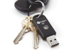 Llave USB de autenticación en dos factores