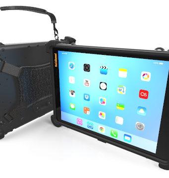 Funda de protección de grado militar para iPad