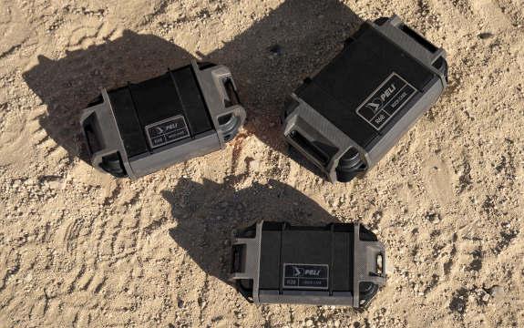 Cajas IP68 estancas al agua y al polvo