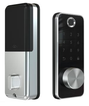 Cerradura inteligente para apertura de puertas