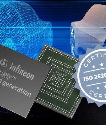 Microcontrolador de seguridad para el sector automotriz