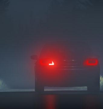 LEDs para situaciones de niebla densa