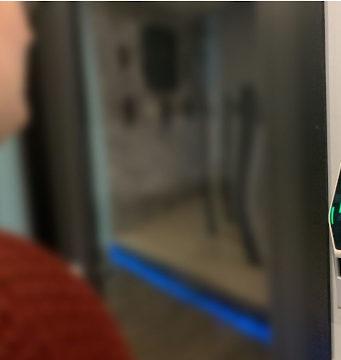 Soluciones de reconocimiento facial sin contacto