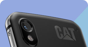 Smartphone IP68 con cámara térmica integrada