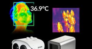 Kit termográfico para control de temperatura en grupo