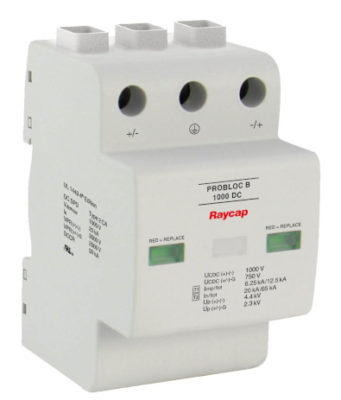 Protecciones para sistemas fotovoltaicos con baterías