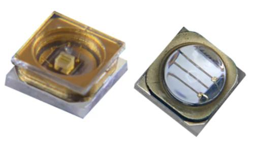LEDs para desinfección y esterilización