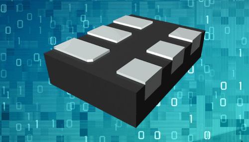 Array de diodos/TVS para impedir ataques maliciosos
