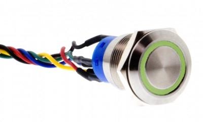 Interruptores antivandálicos precableados y