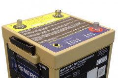 Batería militar con la norma MIL PRF-3265