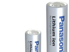 Pilas Li-Ion para cámaras y alarmas