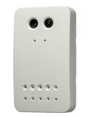 Sistema de control de aforo en edificios
