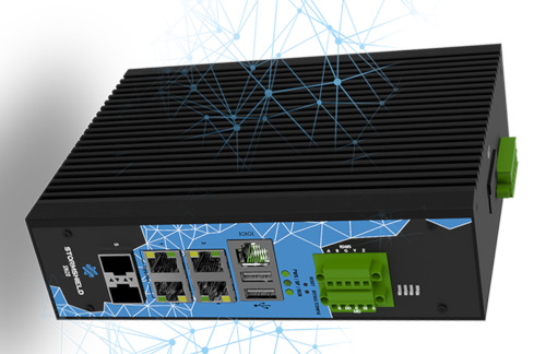 Firewall industrial para ciberseguridad