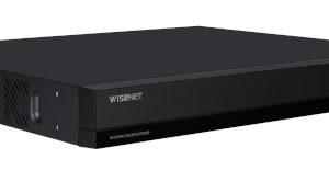 NVR PoE con software incorporado para gestión de vídeo