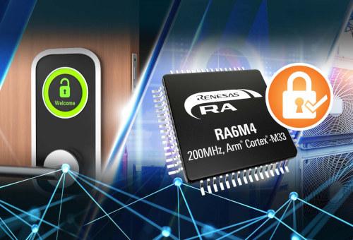 MCUs para IoT con funciones de seguridad avanzadas
