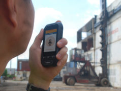 RG360 Smartphone 4G LTE con botón PTT para equipos de rescate