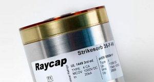 Protectores Strikesorb 35 ante sobretensiones en sistemas de hasta 1500 V