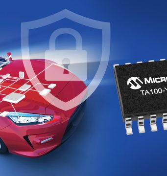 Chip criptográfico auxiliar TrustAnchor con seguridad preprogramada