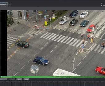 HEMISPHERE Módulo para control de tráfico en vivo