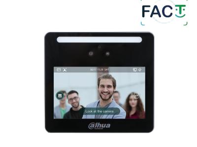 FACT Terminales de acceso por reconocimiento facial