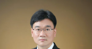 Jeff Lee es el director general de Hanwha Techwin Europe