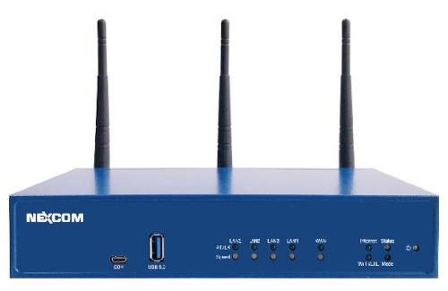 PDTA 1370 appliance de seguridad en la red con ampliación opcional