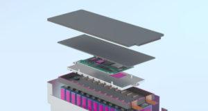 Adhesivo estructural para las baterías de vehículos eléctricos