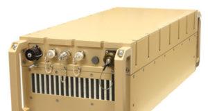 Amplificador SSPA de banda L para enlaces de comunicaciones por satélite