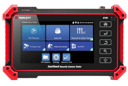 CamView IP Pro 5 Comprobador de cámaras de seguridad