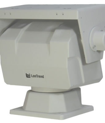 LTPM10 Unidad de giro e inclinación de cámaras para exteriores