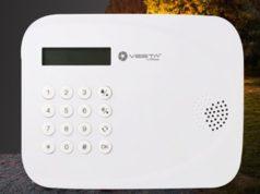 Alarma antiokupas a pilas con estándares de seguridad