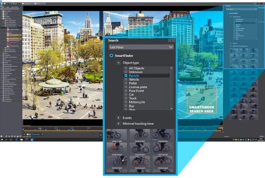 SeMSy Compact Sistema de gestión de vídeo para datos y metadatos IA