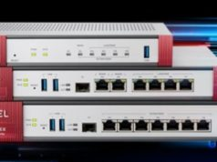 Firewall USG FLEX para cloud networking